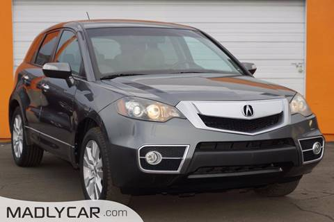 2011 Acura RDX for sale in Downey, CA