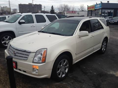 2007 Cadillac SRX for sale in Freehold, NJ