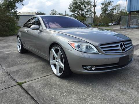 2007 Mercedes-Benz CL-Class for sale in Orlando, FL