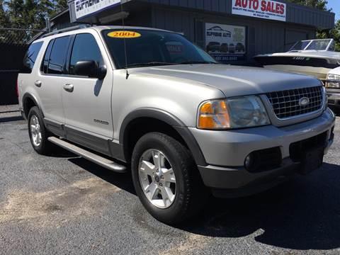 2004 Ford Explorer For Sale >> Ford Explorer For Sale In St Cloud Fl Supreme Auto Sales