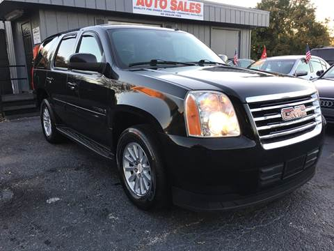 2008 GMC Yukon Hybrid for sale in St Cloud, FL