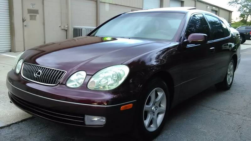 2001 lexus gs 300 4dr sedan in orlando fl supreme auto sales 2001 lexus gs 300 4dr sedan orlando fl sciox Images