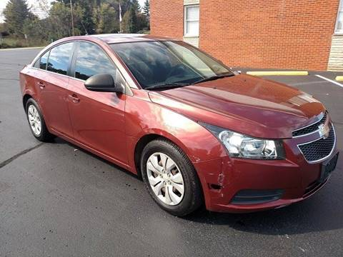 2012 Chevrolet Cruze for sale in Somerset, KY