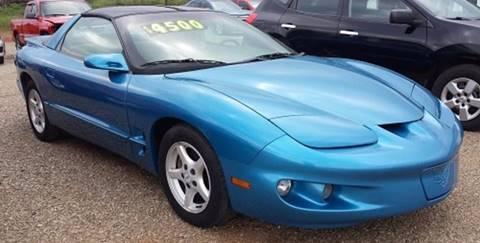1999 Pontiac Firebird for sale in Somerset, KY
