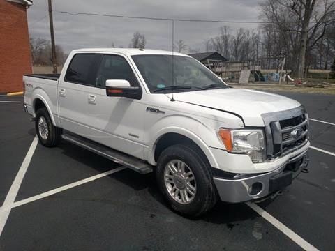 2011 Ford F-150 for sale in Somerset, KY