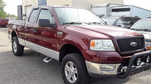 2004 Ford F-150 for sale in Mount Orab, OH