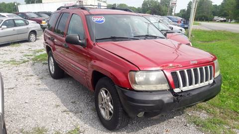 2004 Jeep Grand Cherokee for sale in Mount Orab, OH