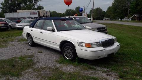 2001 Mercury Grand Marquis for sale in Mount Orab OH