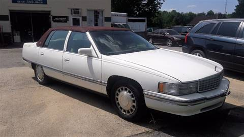 1996 Cadillac DeVille For Sale in Belen, NM - Carsforsale.com