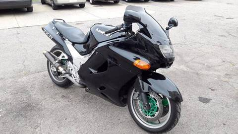 1994 Kawasaki Ninja XZ1100d for sale in Mount Orab, OH