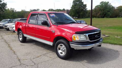 2003 Ford F-150 for sale in Mount Orab OH