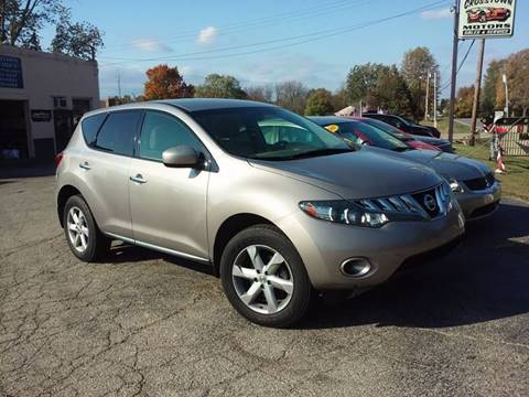2010 Nissan Murano for sale in Mount Orab OH