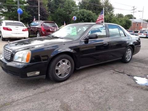 2005 Cadillac DeVille for sale in Mount Orab, OH