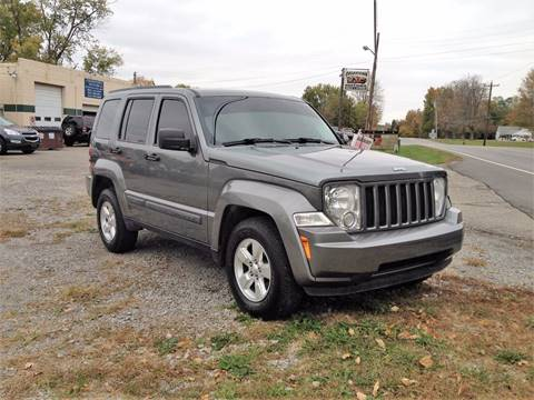 2012 Jeep Liberty for sale in Mount Orab, OH
