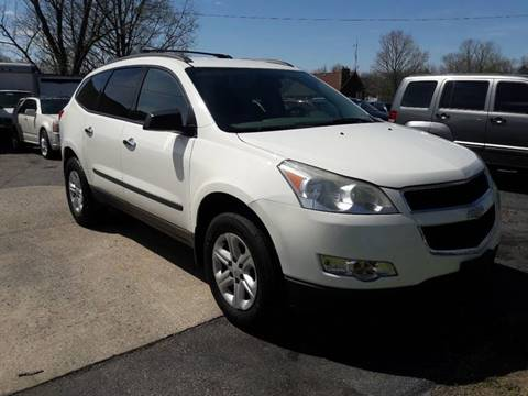2012 Chevrolet Traverse for sale in Mount Orab, OH
