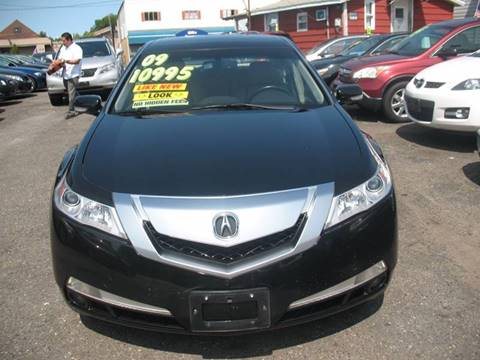 2009 Acura TL for sale in South Hackensack, NJ