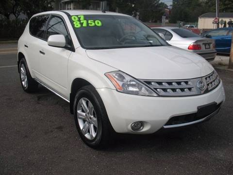 2007 Nissan Murano for sale in South Hackensack, NJ