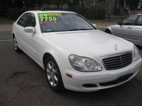 2004 Mercedes-Benz S-Class for sale in South Hackensack, NJ