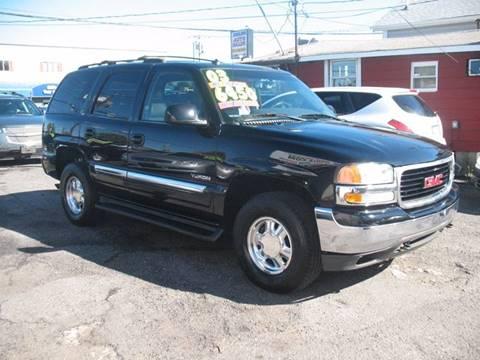 2003 GMC Yukon for sale in South Hackensack, NJ