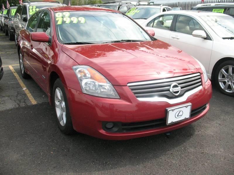 2009 Nissan Altima Hybrid 4dr Sedan In South Hackensack NJ - Delta ...