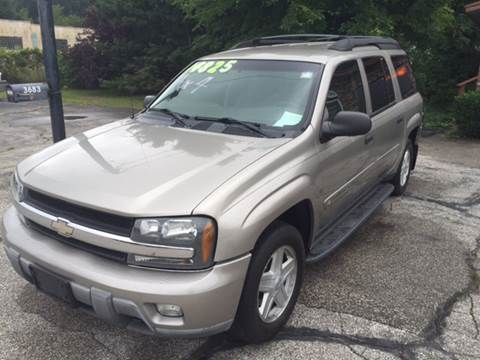 2003 Chevrolet TrailBlazer for sale in Muskegon MI