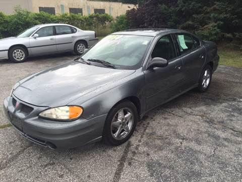 2004 Pontiac Grand Am for sale in Muskegon, MI