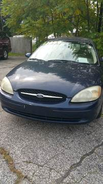 2001 Ford Taurus for sale in Muskegon, MI