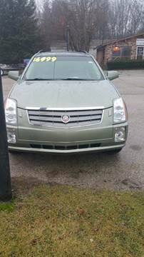2005 Cadillac SRX for sale in Muskegon, MI