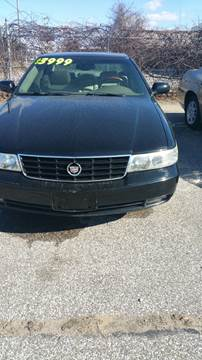 2002 Cadillac Seville for sale in Muskegon MI