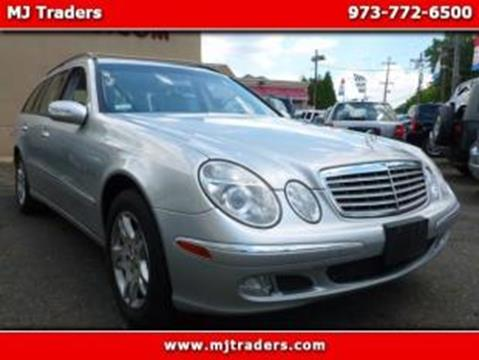 2004 Mercedes-Benz E-Class for sale in Garfield, NJ
