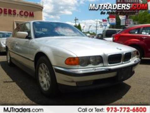2000 BMW 7 Series for sale in Garfield, NJ