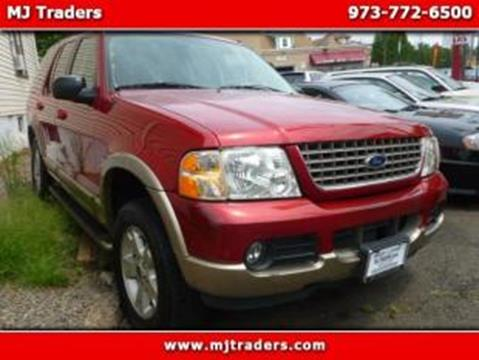 2003 Ford Explorer for sale in Garfield, NJ