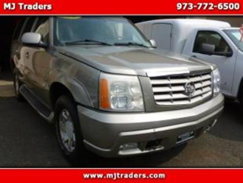 2002 Cadillac Escalade for sale in Garfield, NJ