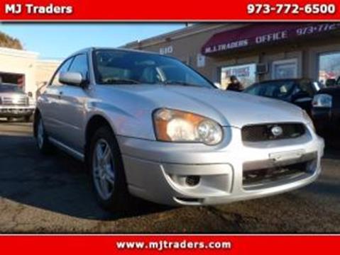 2004 Subaru Impreza for sale in Garfield, NJ