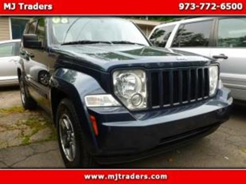 2008 Jeep Liberty for sale in Garfield, NJ