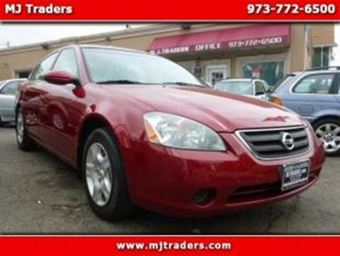 2003 Nissan Altima for sale in Garfield, NJ