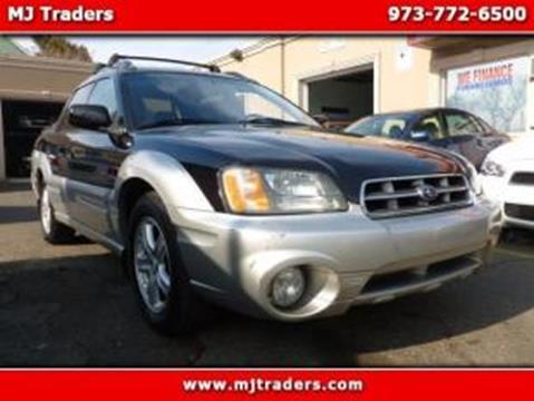 2003 Subaru Baja for sale in Garfield, NJ