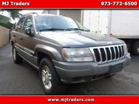 2002 Jeep Grand Cherokee for sale in Garfield, NJ