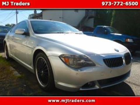 2005 BMW 6 Series for sale in Garfield, NJ