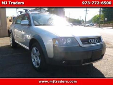 2004 Audi Allroad Quattro for sale in Garfield, NJ