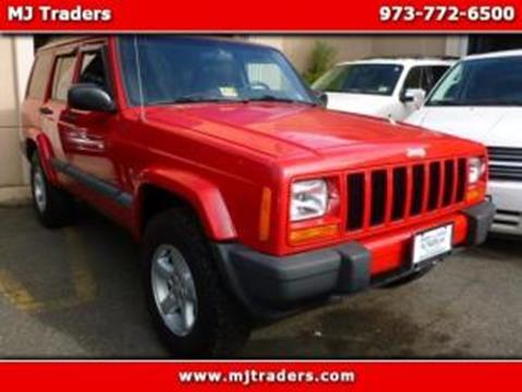 1999 Jeep Cherokee for sale in Garfield, NJ