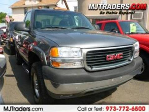 2002 GMC Sierra 2500HD for sale in Garfield, NJ