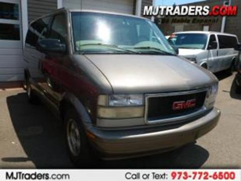 2000 GMC Safari for sale in Garfield, NJ