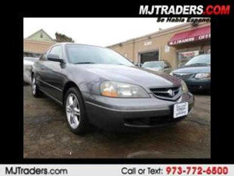2003 Acura CL for sale in Garfield, NJ