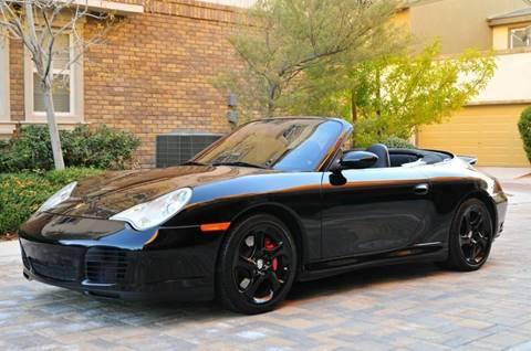 2004 Porsche 911 Carrera for sale in Houston, TX