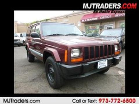 2000 Jeep Cherokee for sale in Garfield, NJ