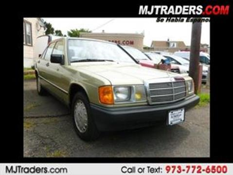 1984 Mercedes-Benz 190-Class for sale in Garfield, NJ