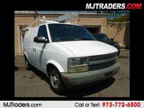 2005 Chevrolet Astro Cargo for sale in Garfield, NJ