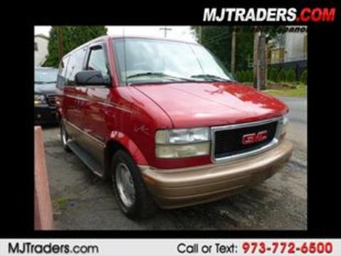 2001 GMC Safari for sale in Garfield, NJ