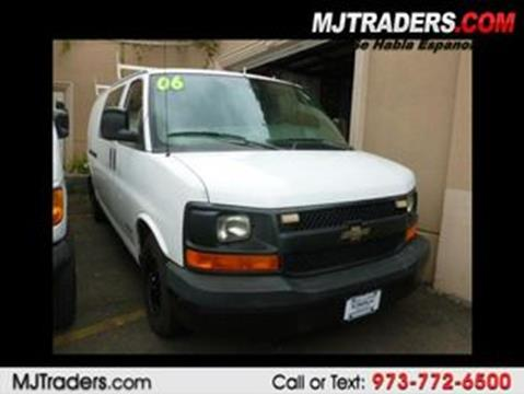 2006 Chevrolet Express Cargo for sale in Garfield, NJ